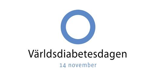 Missa inte Världsdiabetesdagen den 14 november!